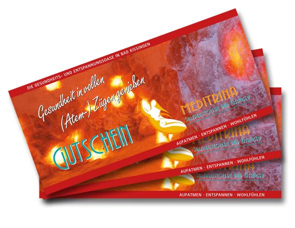 Meditrina-Gutscheine